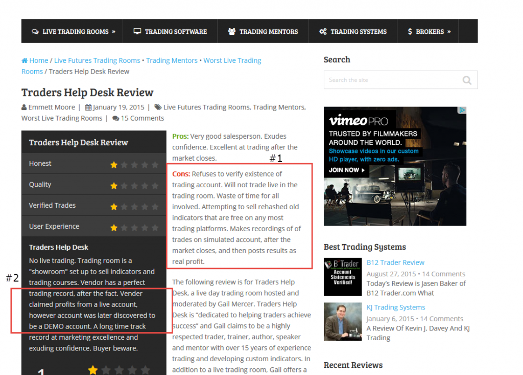 tradingschools org traders help desk review thd blog