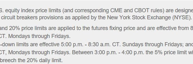 CME Circuit Breakers