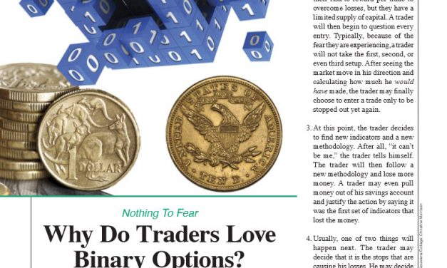 Stocks & Commodities:  Why Do Traders Love Binary Options?