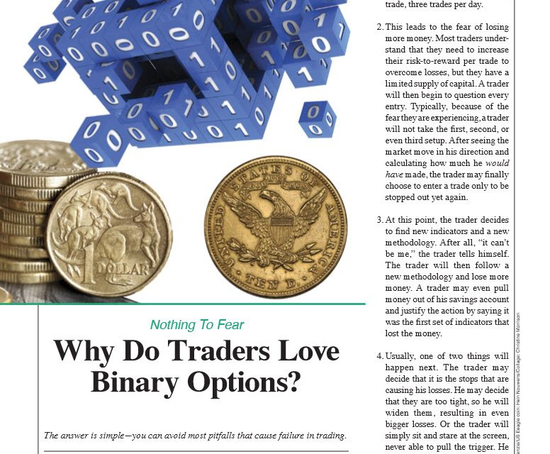 Binary options articles