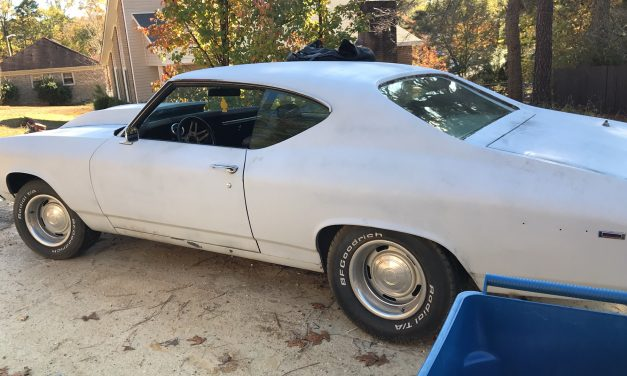 What Restoring a '69 Chevy Chevelle Can Teach You About Trading